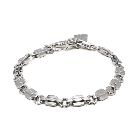 MANHATTAN chain link bracelet / 8mm