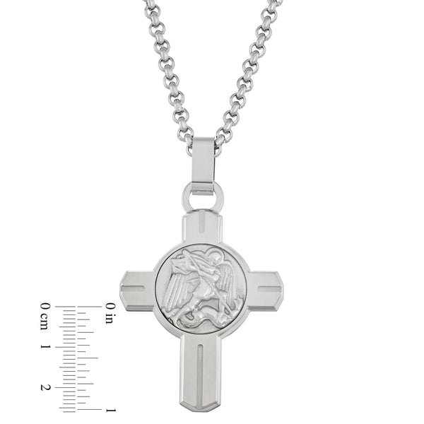 MADRID Saint Michael cross medal