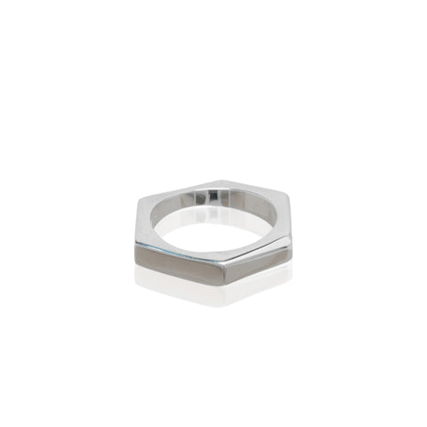 sterling silver handmade ring new york city fashion blogger style
