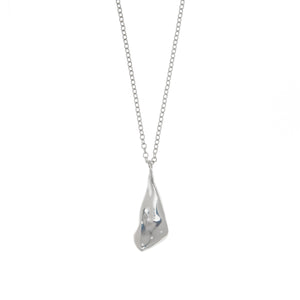 diamond fine jewelry unique charm necklace sterling silver
