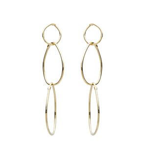 gold drop earrings fine jewelry bergdorf goodman nyc