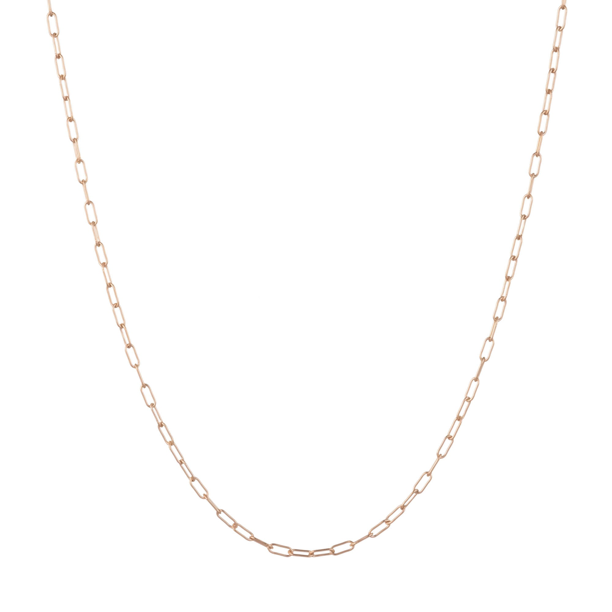 ali grace jewelry rose gold chain necklace mens chain necklace delicate chain necklace for layering