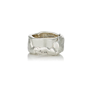 sterling silver handmade jewelry ring manhattan new york city