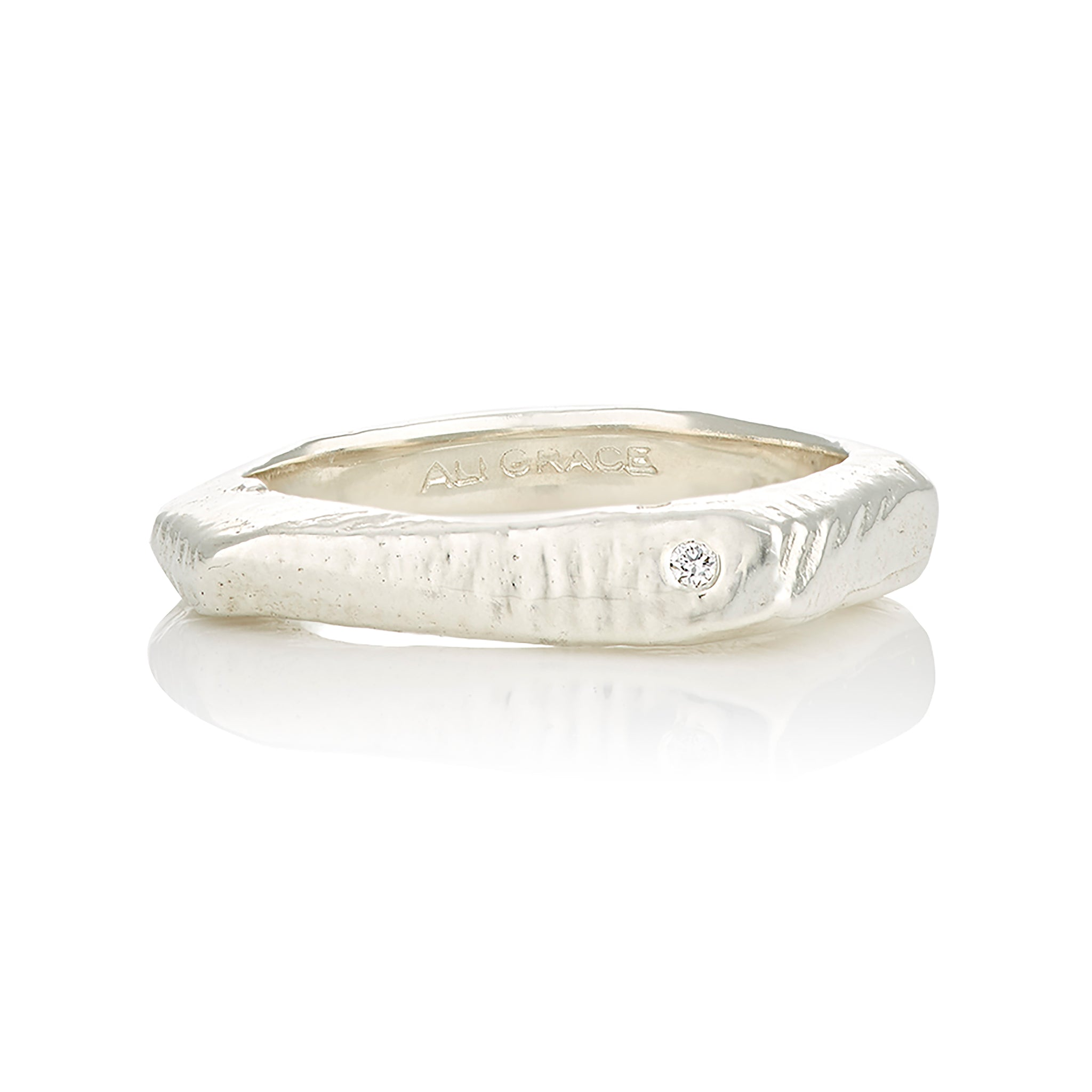 sterling silver diamond stackable ring fine jewelry barneys new york