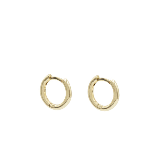ali grace jewelry gold diamond huggies earrings diamond drops custom jewelry