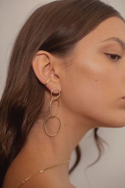 ear cuff edgy jewelry cool girl style