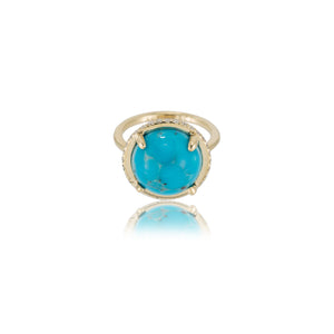 ali grace jewelry natural turquoise diamond ring like irene neuwirth handmade jewelry