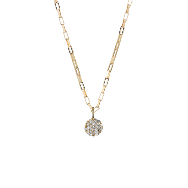 gold charm necklace holiday gift guide christmas gift