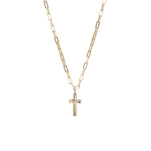 gold diamond cross necklace cross jewelry christmas gift guide