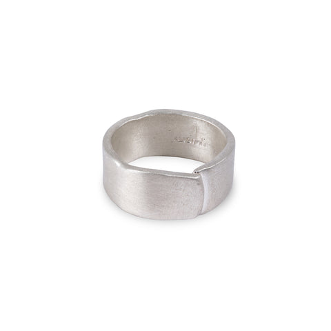 silver ring made to order