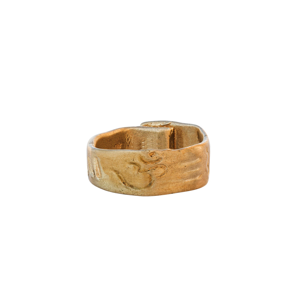 Brass Symbol Ring