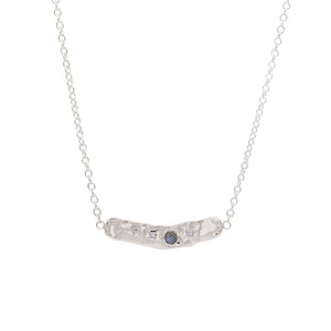 diamond pendant necklace layering piece jewelry style barneys new york nyfw
