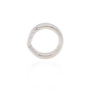 diamond ring sterling silver jewelry fashion style barneys new york
