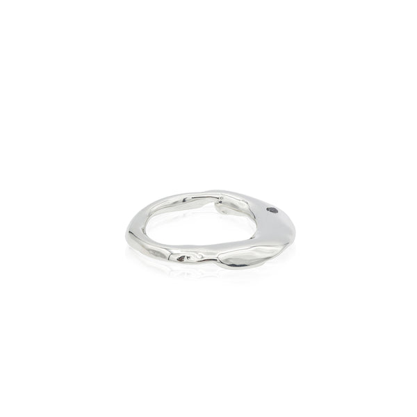 diamond ring silver fashion handmade in new york usa barneys style