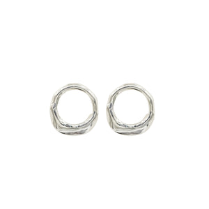 sterling silver hoop earrings fashion jewelry fine jewelry