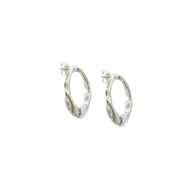 sterling silver jewelry rings hoop earrings posts