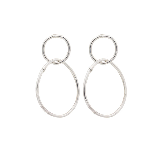 statement earring fine jewelry fashion jewelry sterling silver earrings nyc handmade cool girl style street style