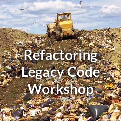 Refactoring Legacy Code Workshop - 1 Day