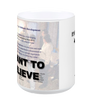 I Want to Believe Agile Mug