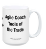 Agile Coach - Tools of the Trade Mug