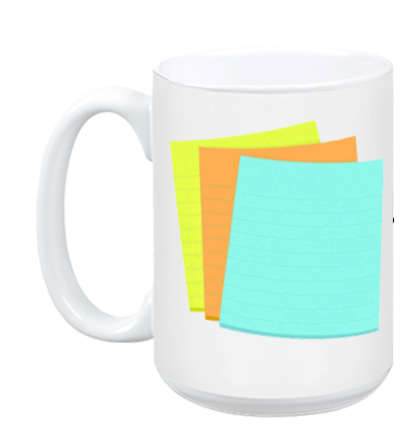 Agile Coach Tracks Mug