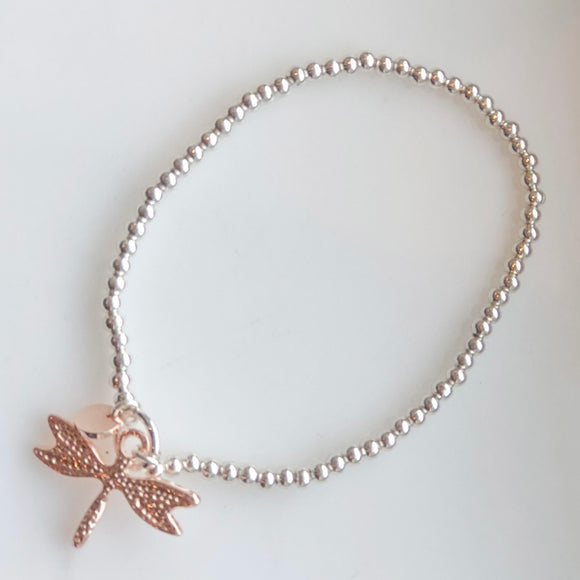 Dragonfly Bracelet by Chance