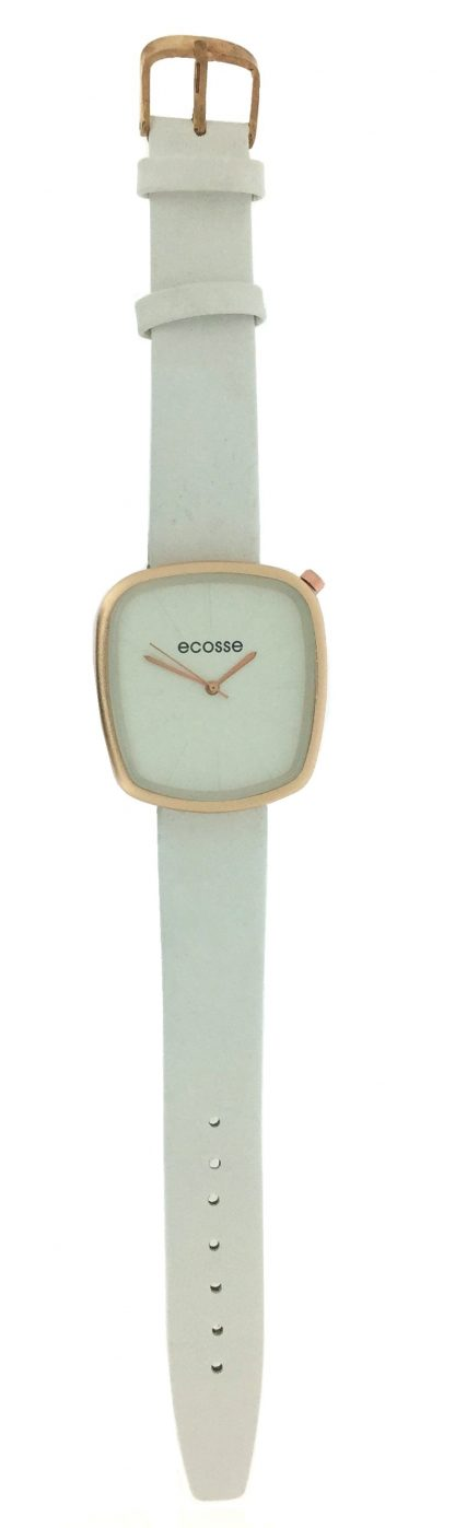 White Ecosse Watch