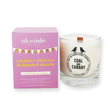 Chubby Cheeks & Flannel Sheets Candle by Coal & Canary