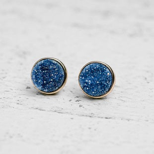 Diva Studs by Glee Jewelry