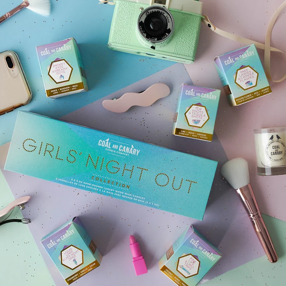 Girls' Night Out Collection Box Set by Coal & Canary