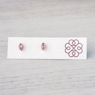 Lyra Studs by Glee Jewelry