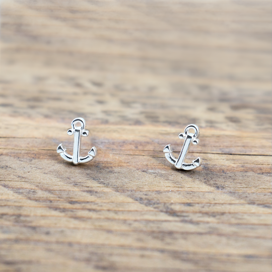 Marina Silver Studs by Glee Jewelry