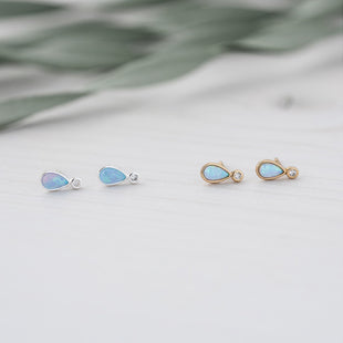 Paradise Studs by Glee Jewelry