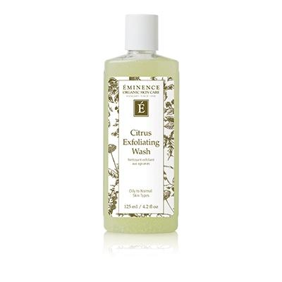 Eminence Organics Citrus Exfoliating Wash 4.2oz