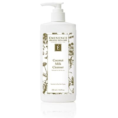 Eminence Organics Coconut Milk Cleanser 8.4oz