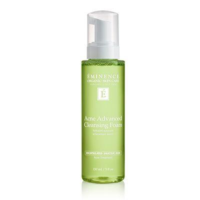 Eminence Organics Acne Advanced Cleansing Foam 5oz