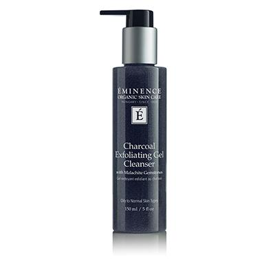 Eminence Organics Charcoal Exfoliating Gel Cleanser 5oz