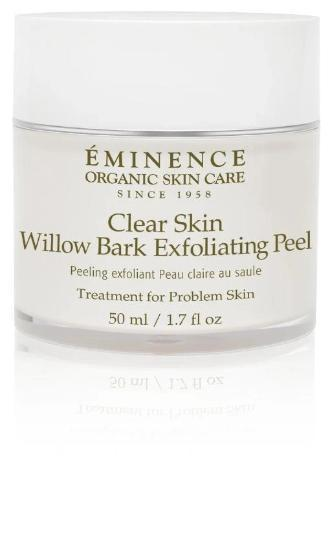 Eminence Organics Clear Skin Willow Bark Exfoliating Peel 1.7oz