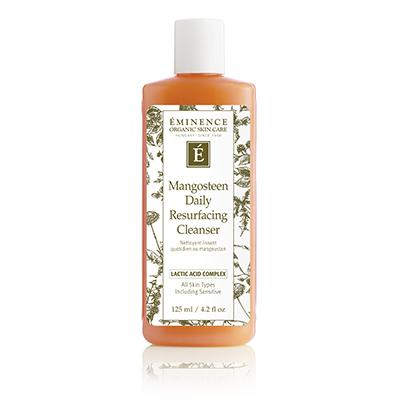 Eminence Organics Mangosteen Daily Resurfacing Cleanser  4.2oz