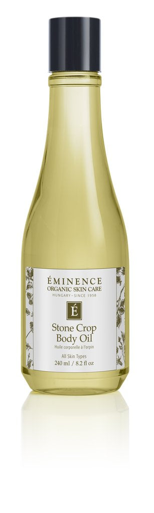 Eminence Organics Stone Crop Body Oil 8.2oz
