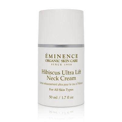 Eminence Organics Hibiscus Ultra Lift Neck Cream 1.7oz