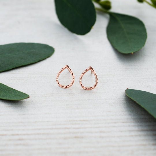 Juliet Studs by Glee Jewelry