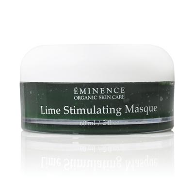 Eminence Organics Lime Stimulating Treatment Masque  2oz