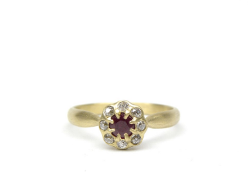 July Birthstone | Ruby Jewelry | Hannah Blount Jewelry