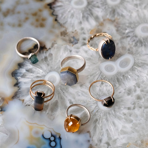Hannah Blount Jewelry NY NOW Winter 2019 Boston Jewelry