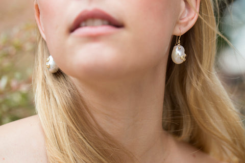 Hannah Blount Jewelry | Handmade Pearl Jewelry | Fine Jewelry | One-of-a-Kind Pearl Jewelry
