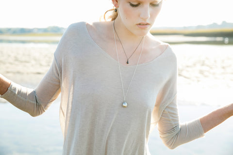 The Waiting Collection by Hannah Blount Jewelry | Nature Inspired Jewelry