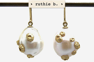 Hannah Blount Jewelry Ruthie B Collection