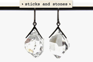 Hannah Blount Jewelry Sticks and Stones Collection