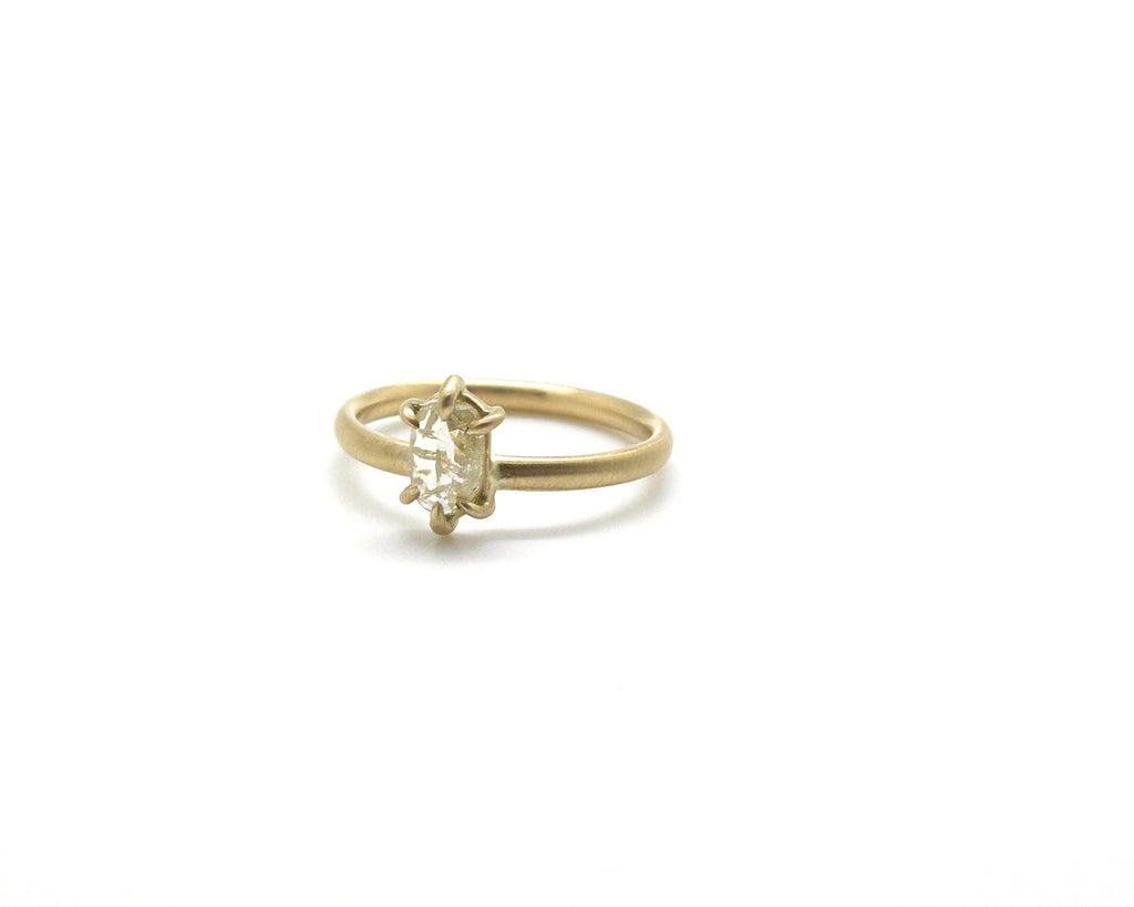 Dainty Diamond Vanity Ring, 6-Hannah Blount Jewelry